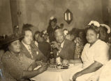 Arthur Bias, Musetta Bias, Joseph Washington, and Beulah Newton Washington