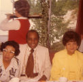 Jewell Hiesol?, Dr. Cornell, and Dr. Mildred Bell