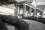 Unknown houses, December 1957