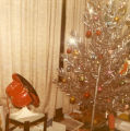 Christmas at the Rochelle's home, 1970