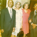 Dr. and Mrs. Rochelle and unknown couple