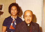 Rev. and Mrs. J.F. Tate, May 21, 1977