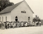 New Hope Baptist Church, Rowan Reunion, Pettit, Ky, August 15, 1971