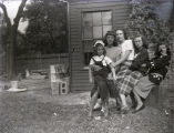 Bettie Hardy, Virginia Hardy, Jane Owen, Ruth Seavors, and Oralee Shaw, New Harmony, IN