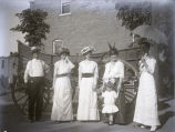 William Wheatcroft, Miss Ziliak, Mary Donald, Emma Freret, Elizabeth Fauntleroy, and Maud Miller...