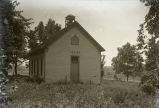 Beach schoolhouse, New Harmony, IN