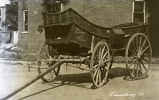 Harmonist wagon, New Harmony, IN