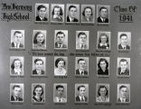 Harmony High School, senior class 1941