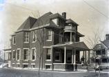 A. C. Thomas residence, New Harmony, IN.