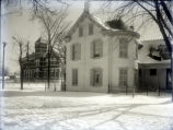 Ribeyre residence and Workingmen's Institute, New Harmony, IN