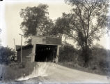 Covered bridge, Posey County, IN