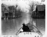 Flood, Evansville, IN, 1937