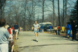 Bill Walters running