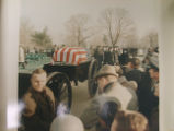 Grissom's funeral