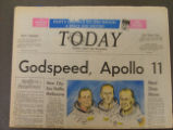 """Godspeed, Apollo 11"""