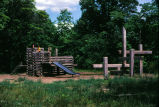 Playground at Shakamak State Park