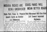 State Parks birthday headlines