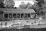 Historic bathhouse