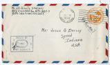 Letter from W. E. Riggle to Mr. Jesse G. Dorsey, December 14, 1943.