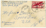 Letter from Robert Beaver to Mr. Jesse Dorsey, February 27, 1943.