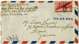Letter from Kenneth H. Berry to Mr. Jesse Dorsey, December 23, 1942.
