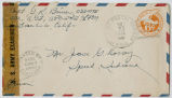 Letter from G. R. Briner to Mr. Jesse G. Dorsey,  July 7, 1944.