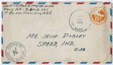 Letter from Clifford R. Leap to Mr. Jesse Dorsey, September 15, 1944.