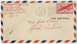 Letter from Marion Pope to Mr. Jesse Dorsey, June 3, 1945.
