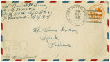 Letter from Kenneth H. Berry to Mr. Jessie Dorsay, May 23, 1944.