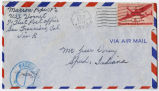 Letter from Marion Pope to Mr. Jesse Dorsey, March 16, 1944.