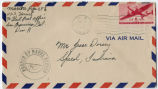 Letter from Marion Pope to Mr. Jesse Dorsey, May 18, 1945.