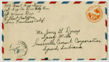 Letter from Loren F. Armstrong to Mr. Jesse G. Dorsey, April 12, 1944.