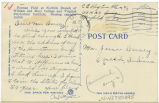 Postcard from Carl Peyton to Mr. Jesse Dorsey, July 23, 1944.