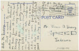 Postcard from G. C. Miller to Mr. Jesse G. Dorsey, July 1, 1943.