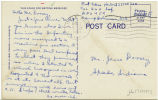Postcard from Edward Herbst to Mr. Jesse Dorsey, April 3, 1944.