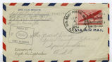 Letter from William Guernsey to Mr. Jesse G. Dorsey, August 29, 1942.