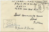 Letter from Franklin L. Cremeens to Speed Community House, August 12, 1942.