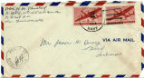 Letter from Harry M. Cleveland to Mr. Jesse G. Dorsey, December 24, 1944.