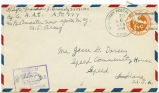Letter from John Broady to Mr. Jesse G. Dorsey, May 29, 1944.