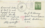 Postcard from O. E. Bottorff to Jesse G. Dorsey, June 11, 1943.