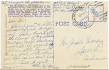 Postcard from Glen M. Applegate to Mr. Jessie Dorsey, June 22. 1943.