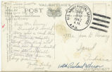 Postcard from Jesse Swartz to Mr. Jesse G. Dorsey, July 20, 1942.