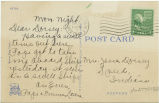 Postcard from [Marion] Pope and Emma Laura to Mr. Jesse Dorsey, July 24, 1945.