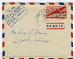 Letter from Gib Himebaugh to Mr. Jesse G. Dorsey, September 22, 1945.
