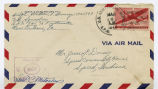 Letter from William Guernsey to Mr. Jesse G. Dorsey, March 6, 1943.