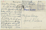 Postcard from Elmer Doughty to Mr. Jesse Dorsey, November 24, 1942.
