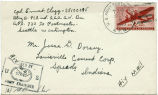Letter from Ernest Clegg to Mr. Jesse G. Dorsey, October 6, 1943.