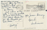 Postcard from E. E. Bailey to Jesse Dorsey, March 2, 1944.