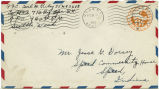 Letter from Carl Riley to Mr. Jesse G. Dorsey, February 1, 1945.