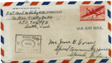 Letter from Carl Riley to Mr. Jesse G. Dorsey, March 21, 1944.